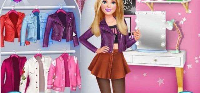 Juegos De Vestir A Barbie Netgaming